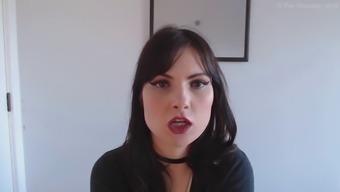 asmr: attractive hairstylist requires influence