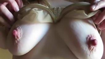 nude tits wear nipples milf blonde teaseng you...