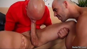 Ken Russo &_ Troy Michaels Fuck and Face fuck