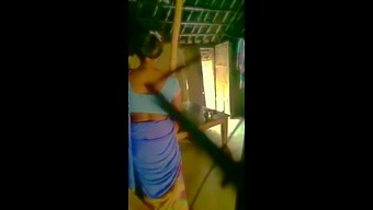 Indian Guy secret fun With his Not-Sister in Law in home
