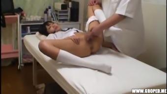 Massage, asian, japanese