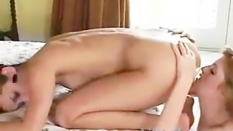 Faye Reagan & Georgia Jones Do Some Serious Pussy Licking