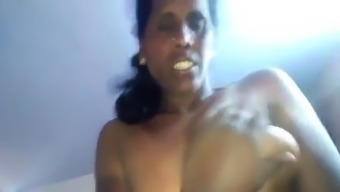 Tamil Maid with house Owner