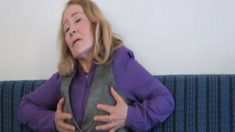 OldNannY Grow older Tits Licking and Intense Fuck