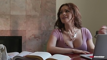 I love my mom big tits 6