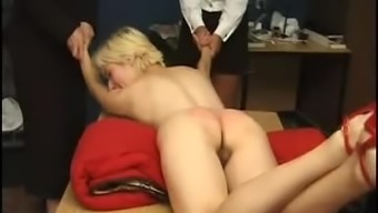 Repressed and spanked challenging