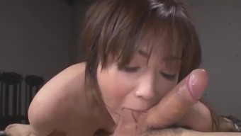 Warm Japanese people enhance best skills of cock riding