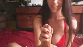 A HANDJOB Continues to be A position