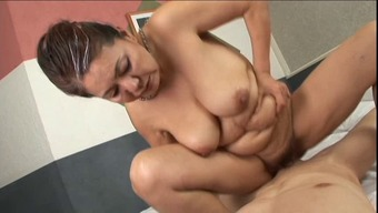 anal along with from asia granny