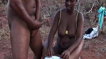 african-american love-making trip threesome orgy