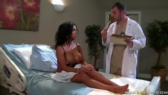 Vicious Tattooed Latina Sienna West Gets Fucked Challenging and Facialized