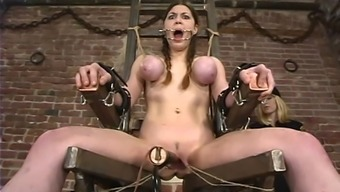 Mallory Nautical miles gets grimly fucked with the use of connected toys in BDSM cut short