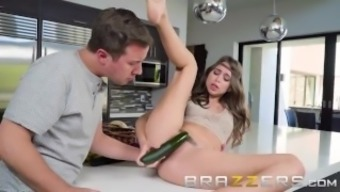 Tight Blonde Teenager Requires a Great Penis - Brazzers