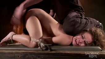 New Date in Cruel Bondage with the use of Severe Pain!!