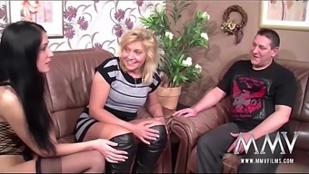 MMV Movie versions Creampie for Mature In german