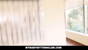 MyBabySittersClub - Nanny Robber perpetrator Fucked To maintain Position